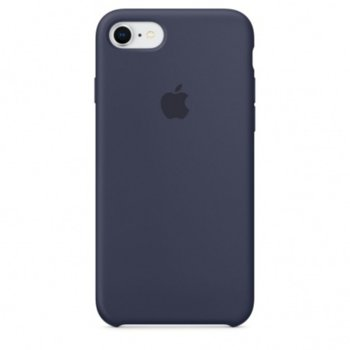 Apple iPhone 8/7 Silicone Case Blue product