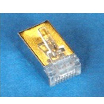 Конектори ACnetPLUS, RJ-45, FTP, Cat.5E, 1бр image
