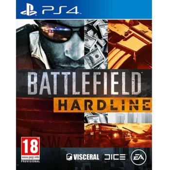 Игра за конзола Battlefield: Hardline, за PlayStation 4 image