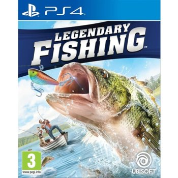 Legendary Fishing (PS4) product