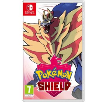 Игра за конзола Pokemon Shield, за Nintendo Switch image