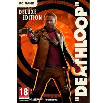 Игра за конзола Deathloop Deluxe Edition, за PC image