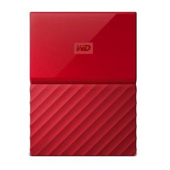 Western Digital My Passport 1TB Red product