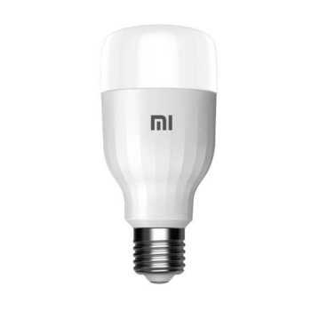 Смарт крушка Xiaomi Mi Smart LED Bulb Essential (White and Color), Wi-Fi, бял image