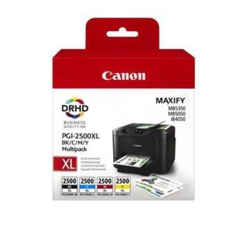 CANON PGI2500XL MULTIPACK product