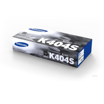 КАСЕТА ЗА SAMSUNG Xpress C430/C430W/C480/C480W/C480FN/C480FW - Black - P№ CLT-K404S - Заб.: 1500k image