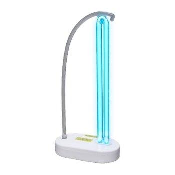 Ултравиолетова бактерицидна лампа М31, 60W, за помещения до 100 кв.м, сензор за движение, дистанционно управление, бяла image