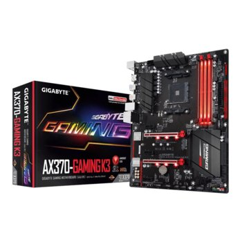 Gigabyte GA-AX370-Gaming K3 product