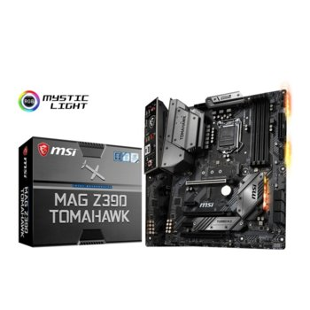 MSI MPG Z390 TOMAHAWK product