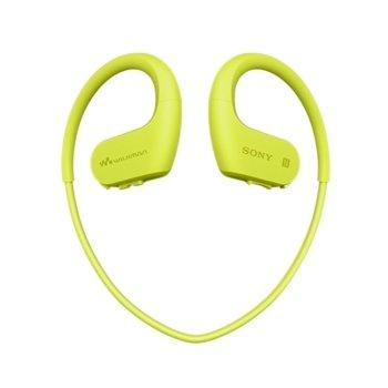 MP3 плейър, Sony Walkman NW-WS623, 4гб памет, зелен image