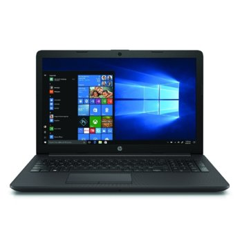 "Лаптоп HP 250 G7 (1F3J0EA)(сребрист), четириядрен Ice Lake Intel Core i5-1035G1 1.0/3.6 GHz, 15.6"" (39.6 cm) Full HD Anti-Glare Display & GF MX110 2GB, (HDMI), 8GB DDR4, 512GB SSD, 2x USB 3.1 Gen 1, Free DOS image"
