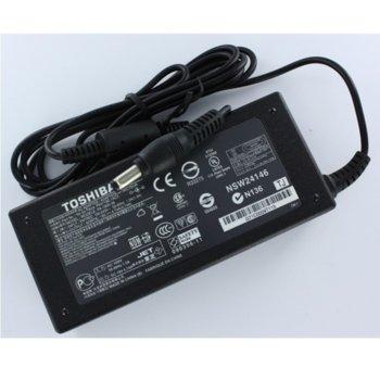 Захранване (оригинално) за лаптопи Toshiba 19V/4.74A/90W, (5.5x2.5) image
