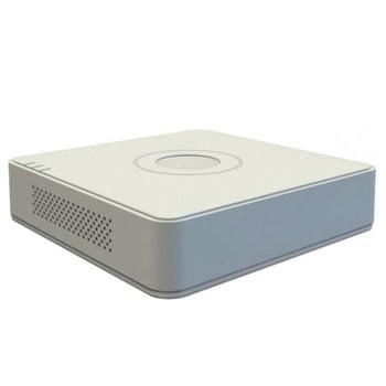 Хибриден видеорекордер Hikvision DS-7116HQHI-K1(S), 16 канален, H.265 Pro+/H.265 Pro/H.265/H.264+/H.264, 1x SATA до 6ТВ, 2x USB, 1x RJ-45 100Mbit, 1x HDMI, 1x VGA image