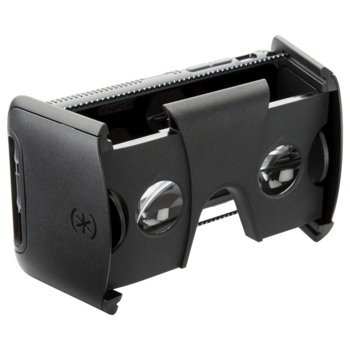 Очила за виртуална реалност Speck POCKET VR, висококачествени оптични лещи, добър 3D ефект, съвместим с Apple iPhone 6S image