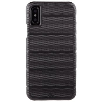 Калъф за Apple iPhone X/XS, полимер, CaseMate Tough Mag Case, черен image