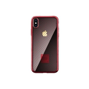 Remax Proda Mouss iPhone XS Max red product