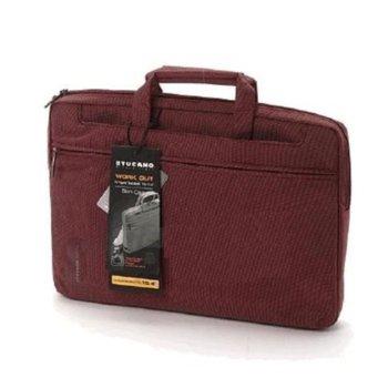 """Чанта за MacBook Pro TUCANO WO-MB154-BX, 15.4""""(39.12cm), бордо image"""