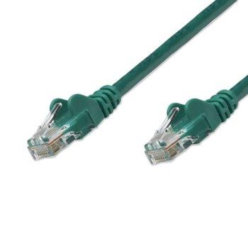 Пач кабел Intellinet 342469, UTP, cat.6, 0.5m, сив image