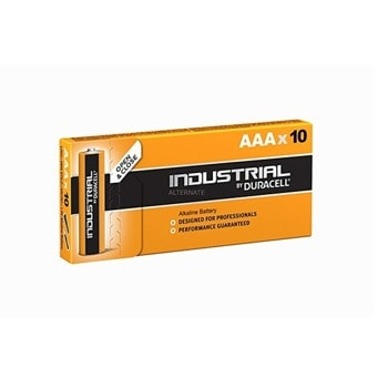 Duracell Industrial AAA 15122 10 бр. product