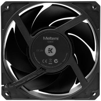 Вентилатор 120mm, EKWB EK-Meltemi 120ER Black (EKWB3831109880111), 4-pin, 1800rpm, черен image