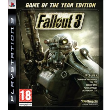 Fallout 3 GOTY  product