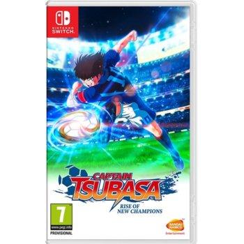 Игра за конзола Captain Tsubasa: Rise of New Champions, за Nintendo Switch image
