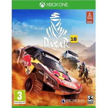 Dakar 18 Xbox One product