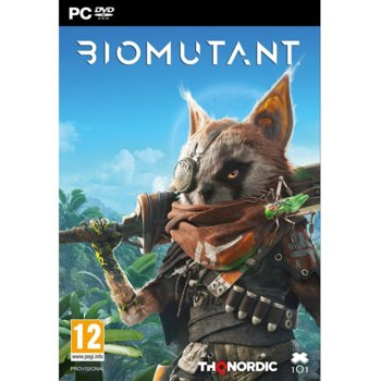 Игра Biomutant, за PC image
