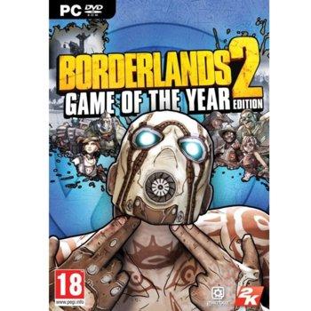 Borderlands 2: GOTY product
