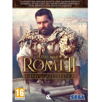Игра Total War Rome II: Enemy At the Gates Edition, за PC image