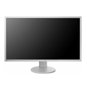 "Монитор EIZO FlexScan EV3237-GY, 31.5""(80.01cm), IPS панел, 5ms, 4K UHD, 1000:1, 300 cd/m2, HDMI, 2x Display Port, DVI, USB image"