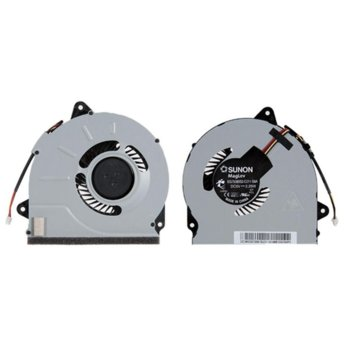 Вентилатор за лаптоп, съвместим с Lenovo IdeaPad G40 G50 G40-70 image
