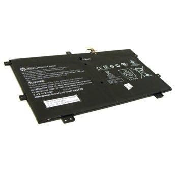 Батерия (оригинална) за лаптоп HP, съвместима с HP Pavilion 11-h000sg/ Slatebook 10/ x2 10, 7.4V, 2800mAh image