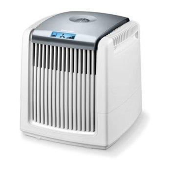Пречиствател и овлажнител на въздух Beurer LW 220, автоматично изключване, 7.25 л. вместимост, за помещения до 20 m², овлажняване - до 40 m², сребрист/бял image