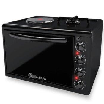 Готварска печка мини Елдом 213VFEN-NEW product
