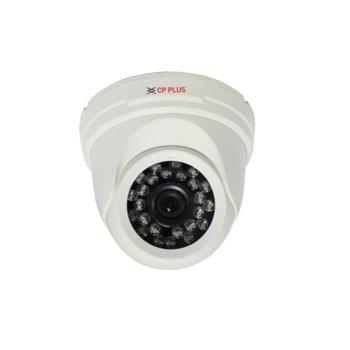 AHD камера Cp Plus CP-VCG-V13FL4, куполна, 1.3 Mpix (1280x960@30FPS), 2.8-12mm обектив, IR осветеност (до 40 метра), вандалоустойчива image