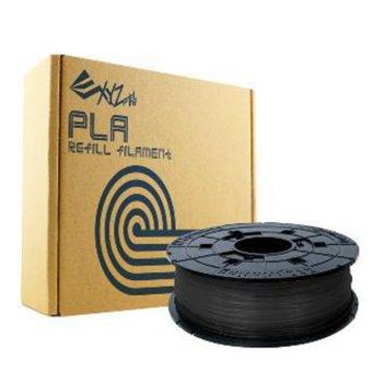 Консуматив за 3D принтер XYZprinting, PLA fillament, 1.75mm, черен, 600 g image