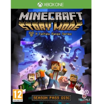 Minecraft: Story Mode - Season Disc product