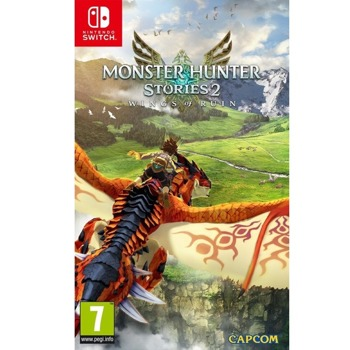 Monster Hunter Stories 2: Wings Of Ruin Switch product