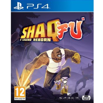 Игра за конзола Shaq Fu: A Legend Reborn, за PS4 image