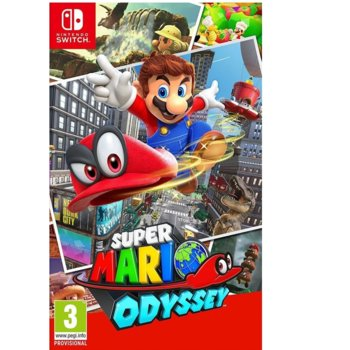 Super Mario Odyssey product