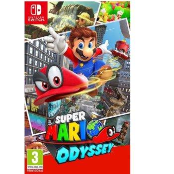 Игра за конзола Super Mario Odyssey, за Switch image