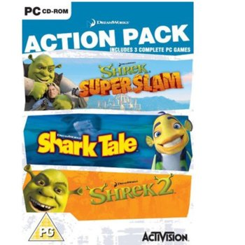 Dreamworks Action Pack product