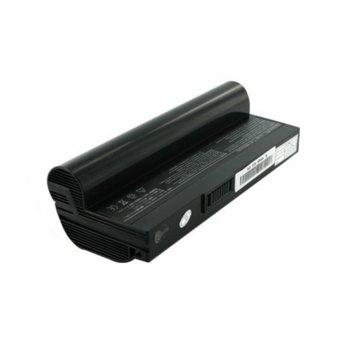 Батерия (заместител) за Asus EEE PC 1000HG/EEE PC 1000HE/EEE PC 1000/EEE PC 1000H/EEE PC 1000HD/EEE PC 1200/EEE PC 901/EEE PC 904/EEE PC 904HD, 7.4V, 6600 mAh image