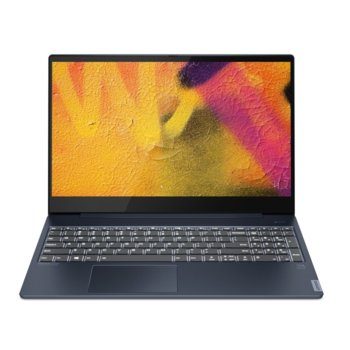 "Лаптоп Lenovo IdeaPad S540 (81NG0026BM)(син), четириядрен Comet Lake Intel Core i5-10210U 1.6/4.2 GHz, 15.6"" (39.62 cm) Full HD IPS Anti-Glare Display & GF MX250 2GB GDDR5, (HDMI), 8GB DDR4, 512GB SSD, 1x USB Type C image"
