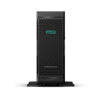 Сървър HPE ML350 G10 (P11051-421), десетядрен Intel Xeon Silver 4210 2.2 GHz, 16GB RDIMM DDR4, 4x Gigabit Ethernet, DisplayPort, 3x USB 3.0, без ОС, 800W image