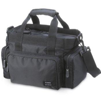 Чанта Canon carrying case SC-2000 9389A001AA, съвместима с Canon камери DC, Elura, FS, HF, Optura, Vistura, Vixia, ZR, черна image