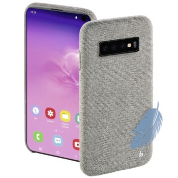 Калъф за Samsung Galaxy S10, синтетичен, Hama Cozy, сив image