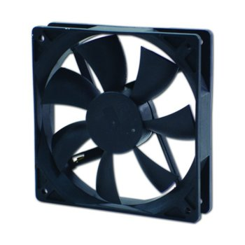Вентилатор 120мм, EverCool EC12025M12SA Sleeve, 3 Pin Molex, 2000rpm  image