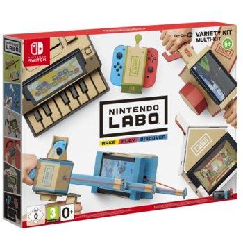 Nintendo LABO - Variety Kit, за Switch image